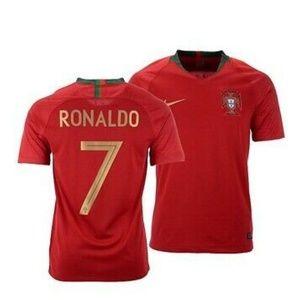 NIKE Cristíano Ronaldo Portugal Home Jersey